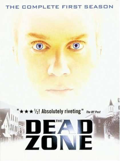 Bestselling Movies (2006) - The Dead Zone - The Complete First Season by Jefery Levy