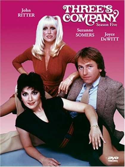 Bestselling Movies (2006) - Three's Company - Season Five by Bernard West