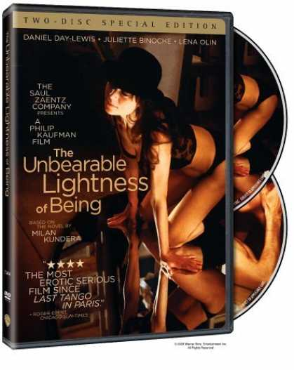 Bestselling Movies (2006) - The Unbearable Lightness of Being (Two-Disc Special Edition) by Philip Kaufman