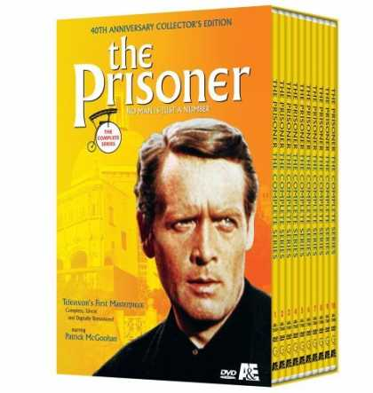 Bestselling Movies (2006) - The Prisoner - Complete Series Megaset (40th Anniversary Edition)