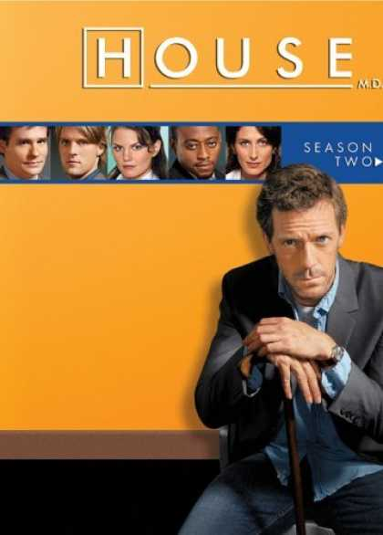 Bestselling Movies (2006) - House, M.D. - Season Two