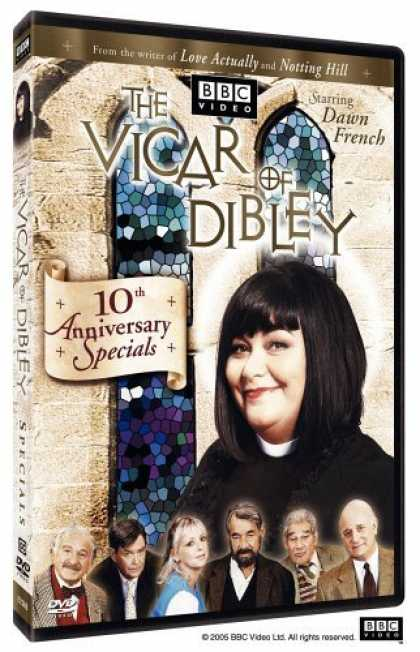 Bestselling Movies (2006) - The Vicar of Dibley - 10th Anniversary Specials by Martin Dennis
