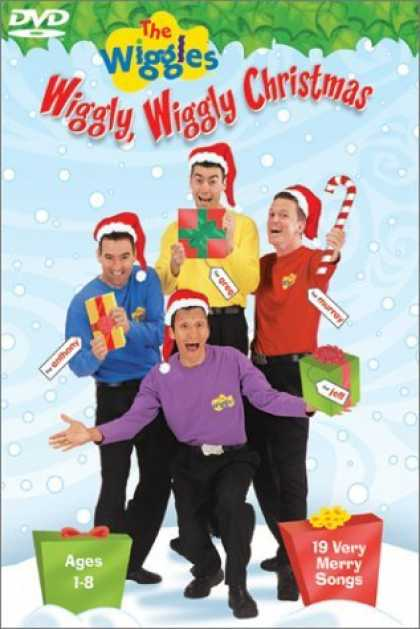 Bestselling Movies (2006) - The Wiggles - Wiggly Wiggly Christmas