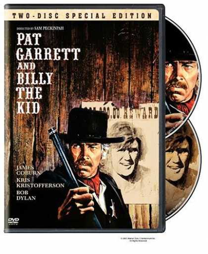 Bestselling Movies (2006) - Pat Garrett and Billy the Kid (Two-Disc Special Edition)