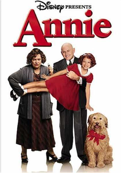 Bestselling Movies (2006) - Annie by Rob Marshall