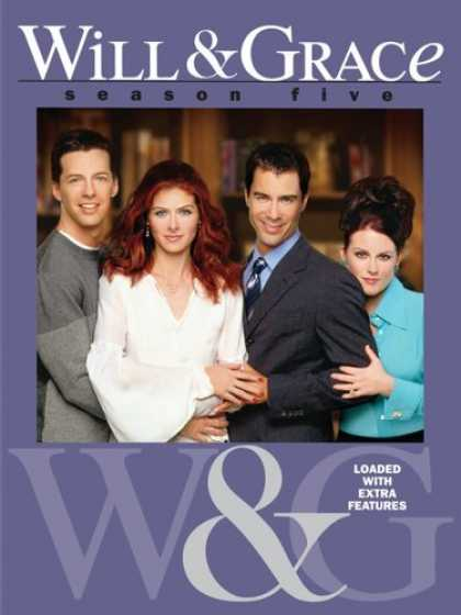 Bestselling Movies (2006) - Will & Grace - Season Five by James Burrows (II)