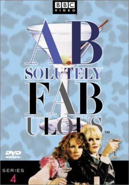 Bestselling Movies (2006) - Absolutely Fabulous: Complete Series 4 by Tristram Shapeero