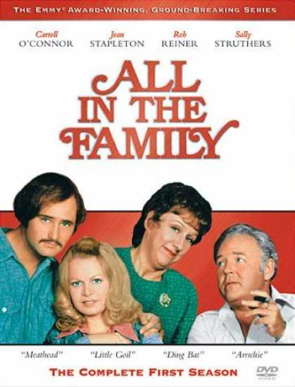 Bestselling Movies (2006) - All in the Family - The Complete First Season by Walter C. Miller