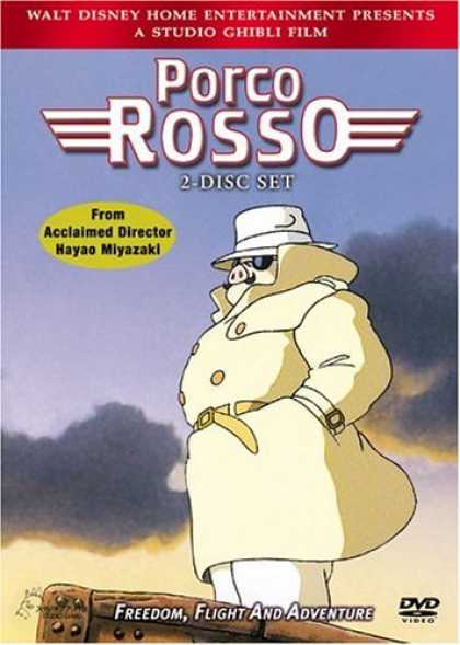 Bestselling Movies (2006) - Porco Rosso by Hayao Miyazaki
