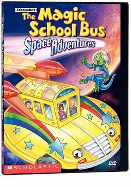 Bestselling Movies (2006) - The Magic School Bus - Space Adventures by Larry Jacobs