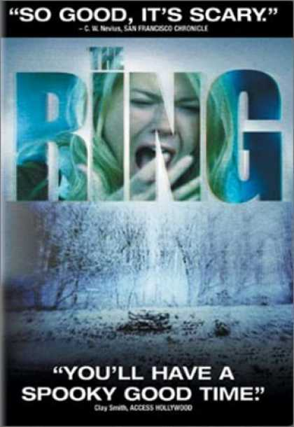 Bestselling Movies (2006) - The Ring (Widescreen Edition)