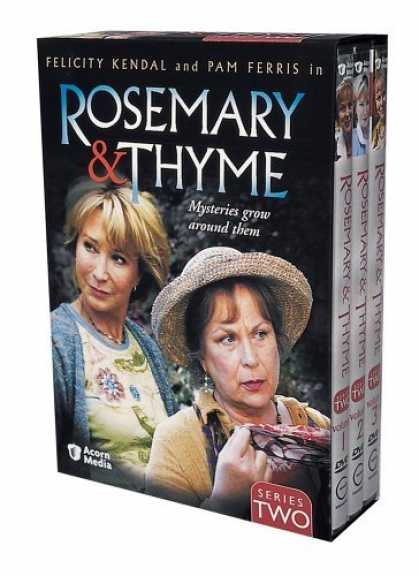 Bestselling Movies (2006) - Rosemary and Thyme - Series Two by Tom Clegg