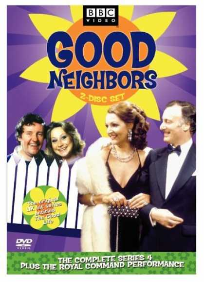 Bestselling Movies (2006) - Good Neighbors - The Complete Series 4
