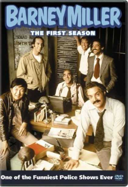 Bestselling Movies (2006) - Barney Miller - The First Season by Hal Linden