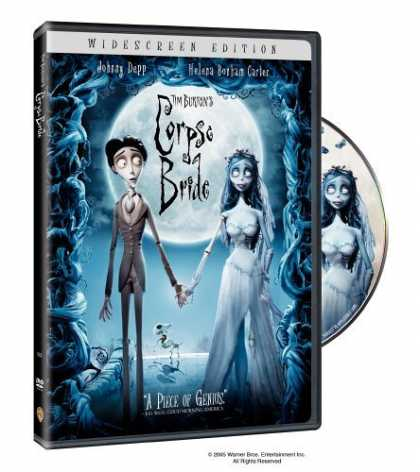 Bestselling Movies (2006) - Tim Burton's Corpse Bride (Widescreen Edition) by Mike Johnson