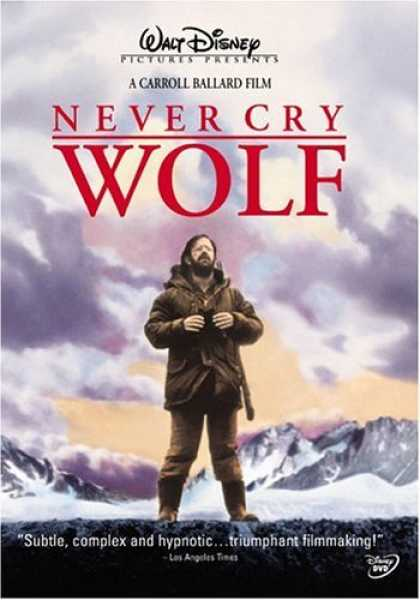 Bestselling Movies (2006) - Never Cry Wolf by Carroll Ballard