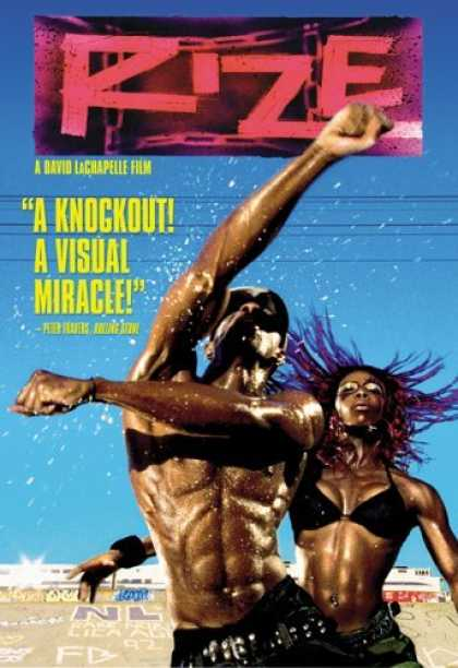 Bestselling Movies (2006) - Rize by David LaChapelle