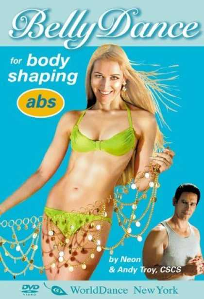Bestselling Movies (2006) - Bellydance For Body Shaping: Abs - Belly Dance Fitness Workout