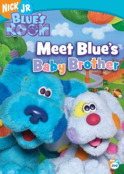 Bestselling Movies (2006) - Blue's Clues - Blue's Room - Meet Blue's Baby Brother
