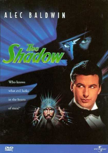 Bestselling Movies (2006) - The Shadow by Russell Mulcahy