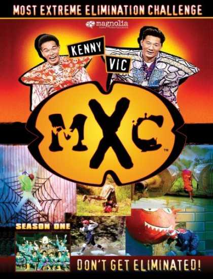 Bestselling Movies (2006) - MXC - Most Extreme Elimination Challenge Season One