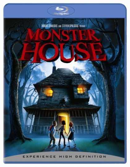 Bestselling Movies (2006) - Monster House [Blu-ray]