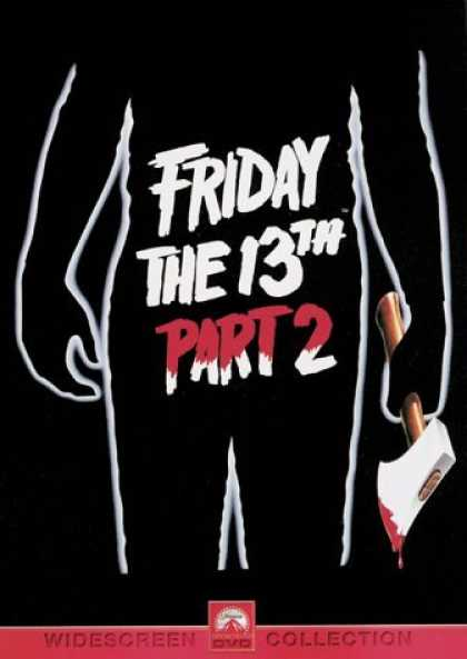 Bestselling Movies (2006) - Friday the 13th, Part 2 by Steve Miner
