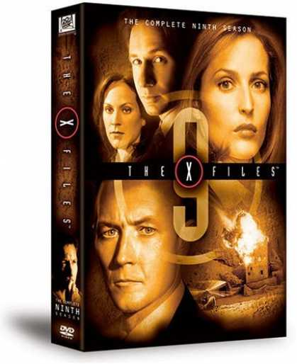 Bestselling Movies (2006) - The X-Files - The Complete Ninth Season (Slim Set)