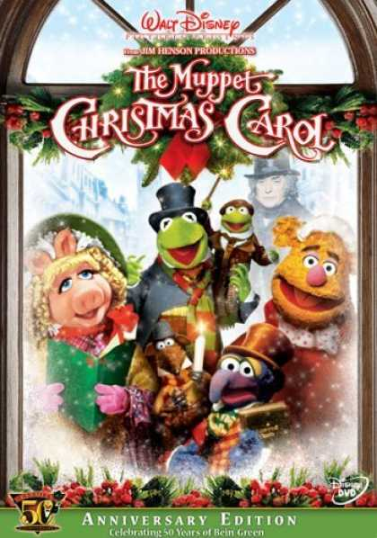 Bestselling Movies (2006) - The Muppet Christmas Carol - Kermit's 50th Anniversary Edition by Brian Henson