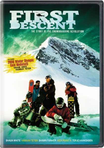 Bestselling Movies (2006) - First Descent (Widescreen Edition) by Kevin Harrison