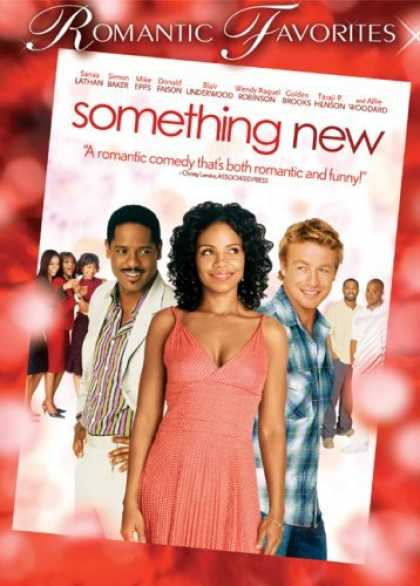 Bestselling Movies (2006) - Something New (Widescreen Edition) by Sanaa Hamri