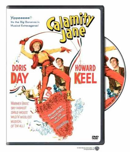 Bestselling Movies (2006) - Calamity Jane by David Butler