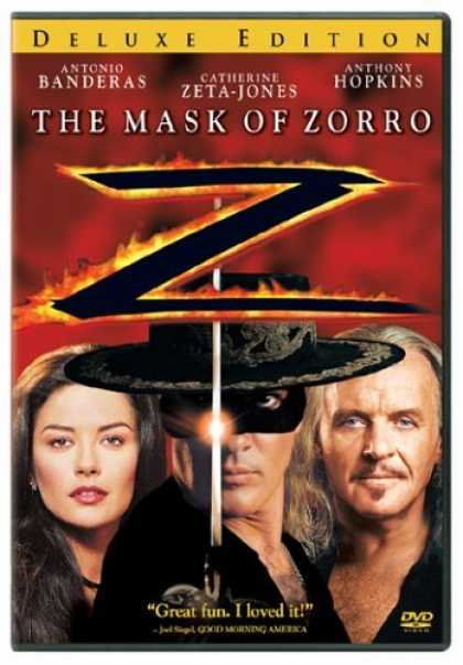 Bestselling Movies (2006) - The Mask of Zorro (Deluxe Edition) by Martin Campbell