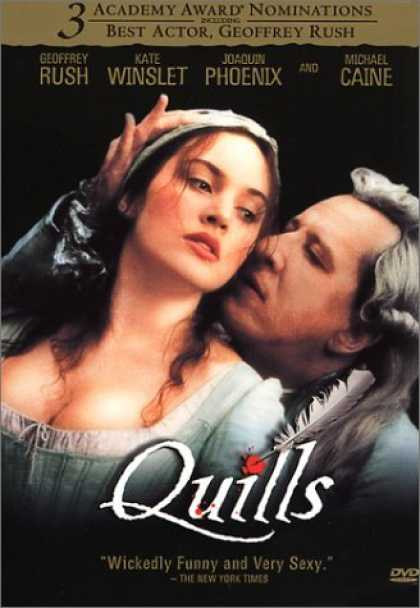 Bestselling Movies (2006) - Quills