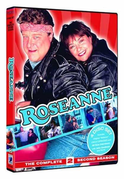 Bestselling Movies (2006) - Roseanne - The Complete Second Season