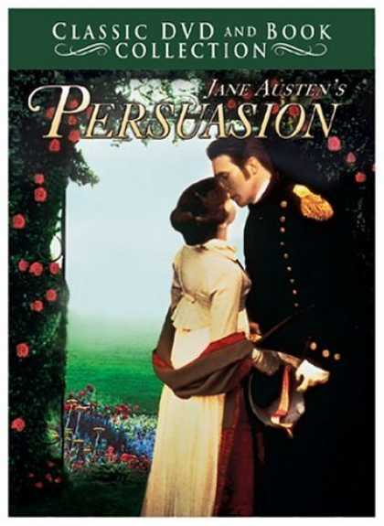 Bestselling Movies (2006) - Persuasion (Classic Masterpiece Book & DVD Set) by Roger Michell