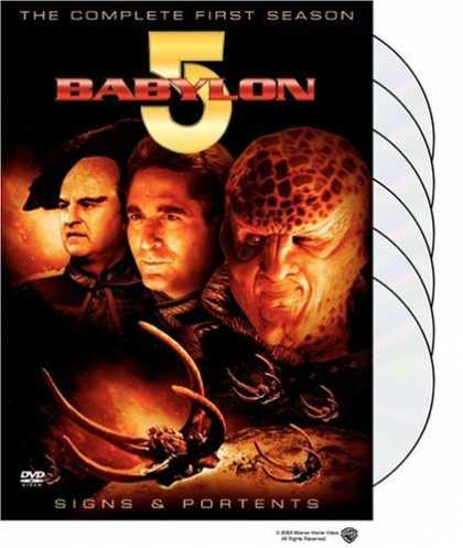 Bestselling Movies (2006) - Babylon 5 - The Complete First Season