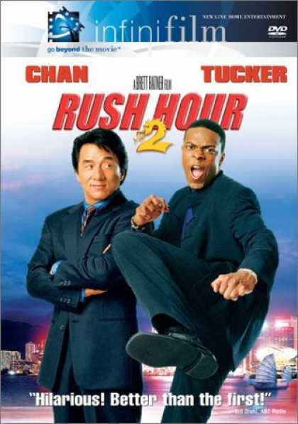 Bestselling Movies (2006) - Rush Hour 2 (Infinifilm Edition) by Brett Ratner
