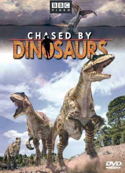Bestselling Movies (2006) - Chased By Dinosaurs by Jasper James