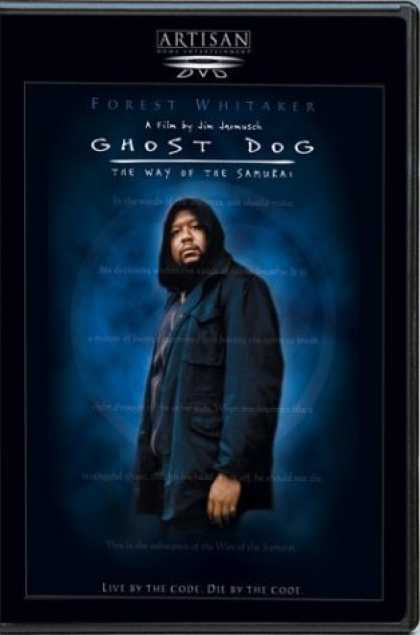 Bestselling Movies (2006) - Ghost Dog - The Way of the Samurai by Jim Jarmusch