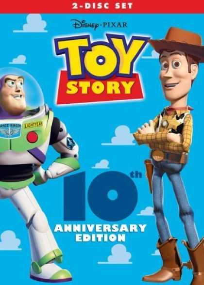 Bestselling Movies (2006) - Toy Story (10th Anniversary Edition) by John Lasseter