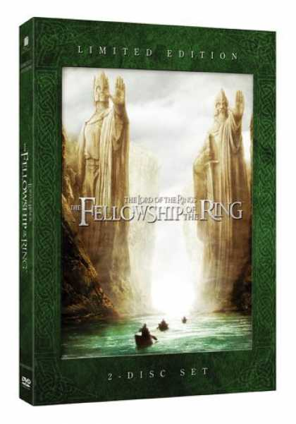 Bestselling Movies (2006) - The Lord of the Rings - The Fellowship of the Ring (Theatrical and Extended Limi