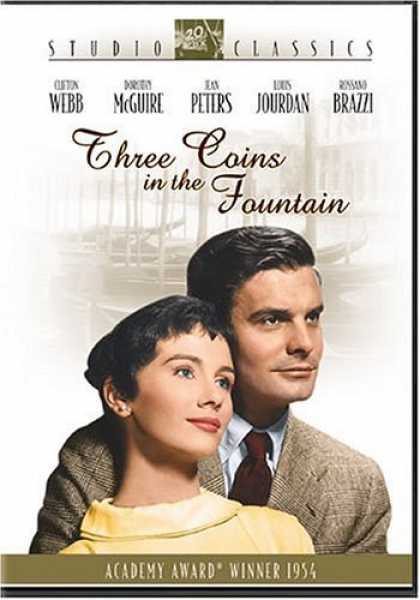 Bestselling Movies (2006) - Three Coins In the Fountain by Jean Negulesco