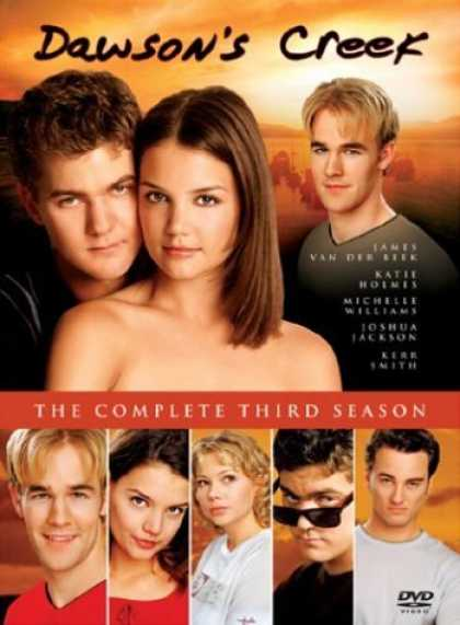 Bestselling Movies (2006) - Dawson's Creek - The Complete Third Season by Lev L. Spiro