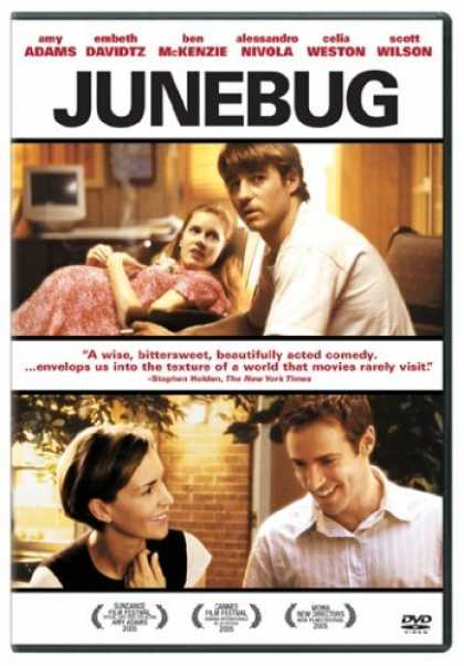 Bestselling Movies (2006) - Junebug by Phil Morrison (II)