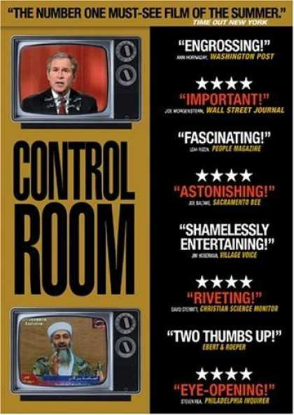 Bestselling Movies (2006) - Control Room by Jehane Noujaim