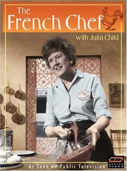 Bestselling Movies (2006) - Julia Child - The French Chef