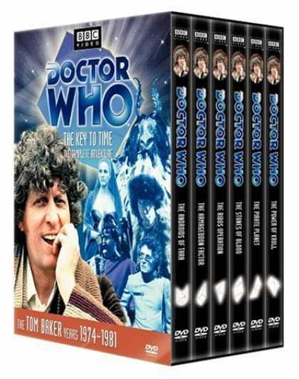 Bestselling Movies (2006) - Doctor Who - The Key to Time Collection