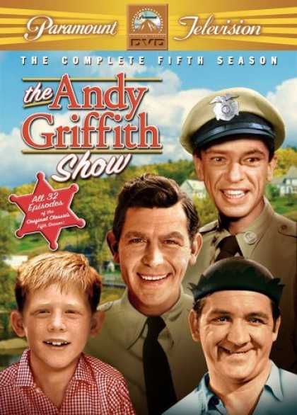 Bestselling Movies (2006) - The Andy Griffith Show - The Complete Fifth Season by Gary Nelson