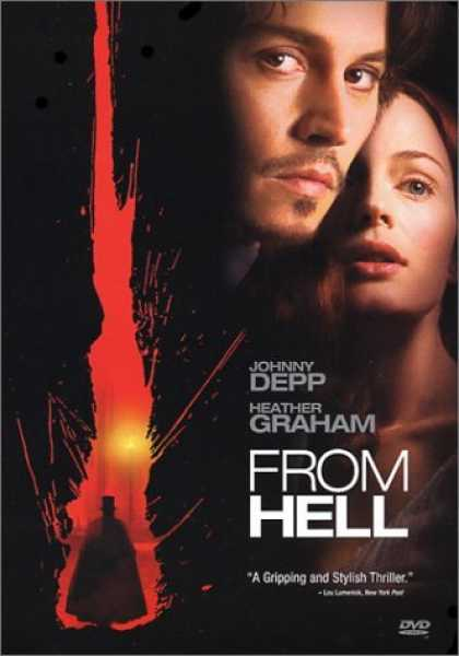 Bestselling Movies (2006) - From Hell (Single-Disc Edition) by Albert Hughes
